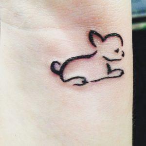tatuajes pequeños de animales 5 300x300