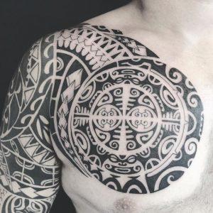 tatuajes polinesios maories tattoo 2 300x300