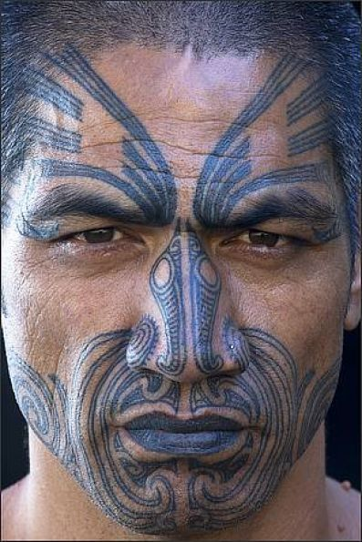 tatuajes polinesios maories tattoo 5 - tatuajes maories