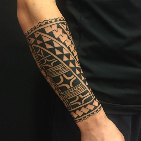 tatuajes polinesios maories tattoo 8 - tatuajes maories