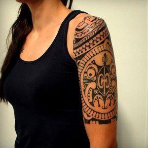 tatuajes polinesios mujeres maories 6 300x300