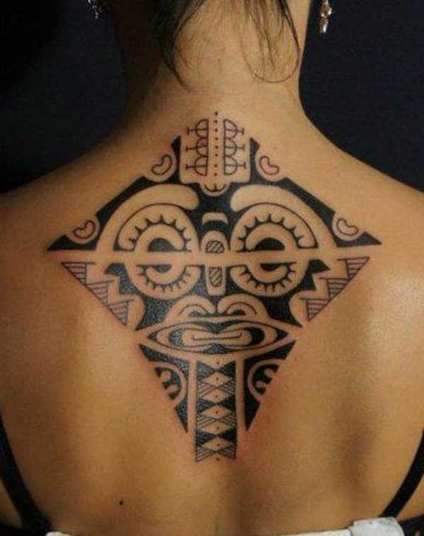 tatuajes polinesios mujeres maories 7 - tatuajes maories