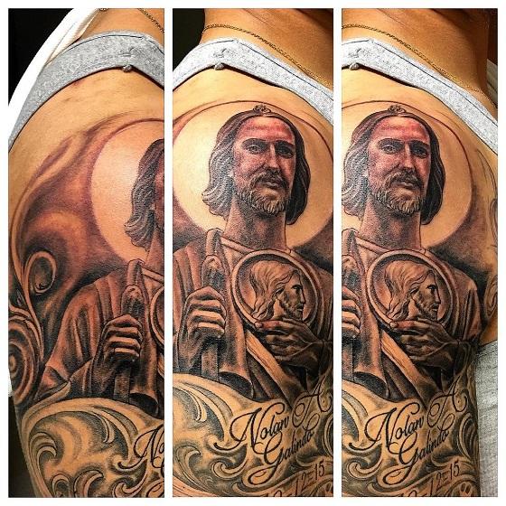 tatuajes sa judas tadeo 10 - tatuajes de san judas