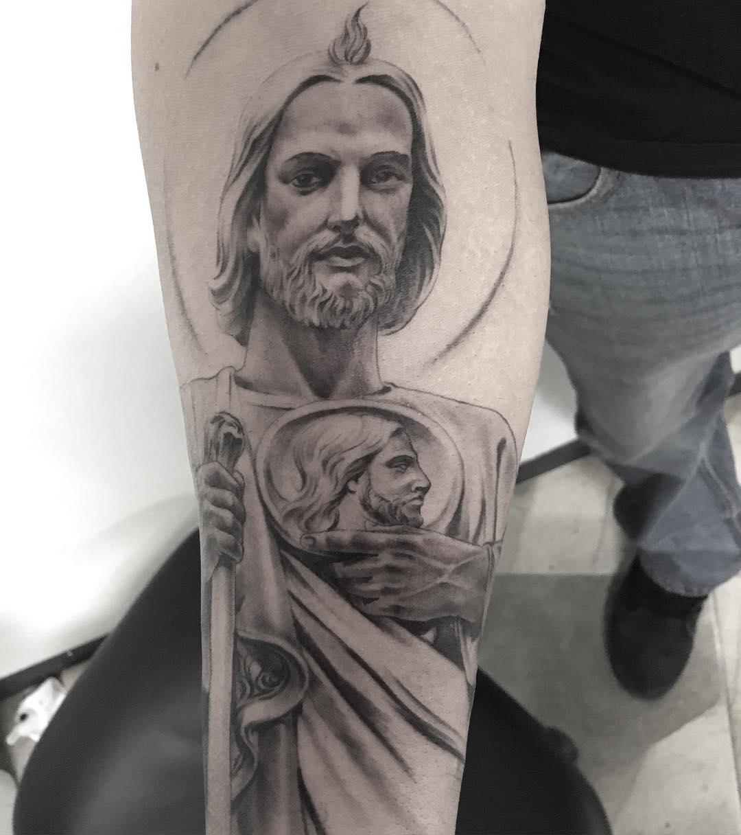 Angel Del Villar Tatuajes