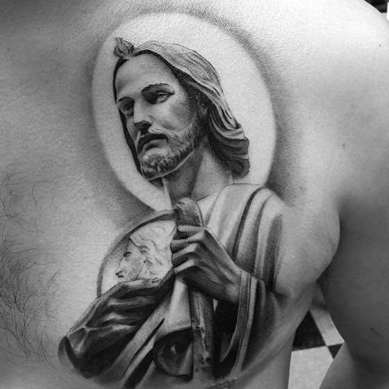 tatuajes sa judas tadeo 2 - tatuajes de san judas