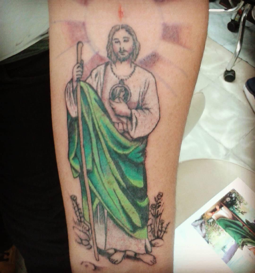 tatuajes sa judas tadeo 7 - tatuajes de san judas