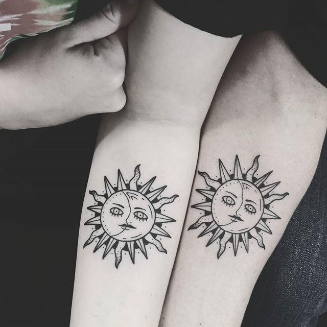 80 Tatuajes Del Sol Que Te Querras Hacer Tatuajes Geniales