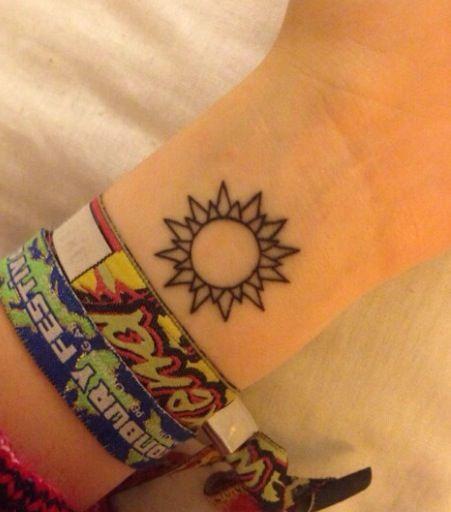 tatuajes sol 5 - tatuajes del sol