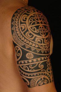 tatuajes-sol-maories-3