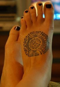 tatuajes sol maories 5 206x300