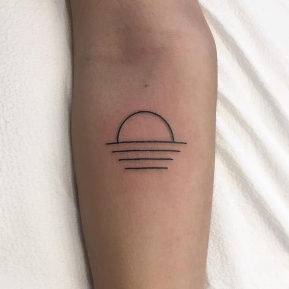 tatuajes sol naciente 3 - tatuajes del sol