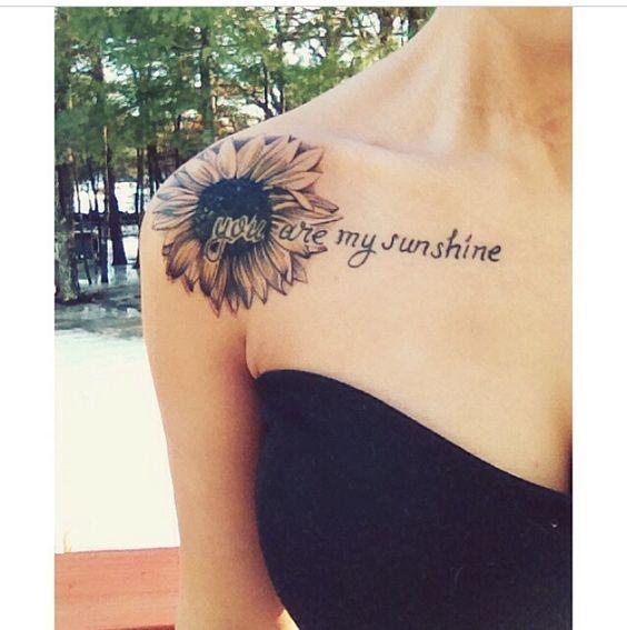 tatuajes sol para mujeres 1 - tatuajes del sol