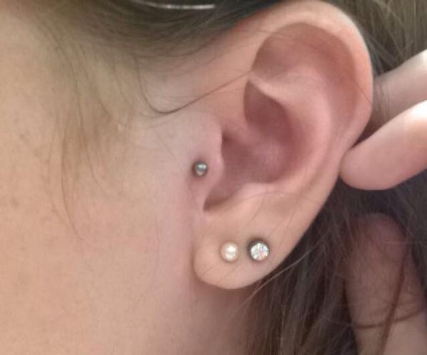 81bc4e80bc13 ▷ Piercing Tragus  La Guía Definitiva que necesitas ⋆ Tatuajes ...