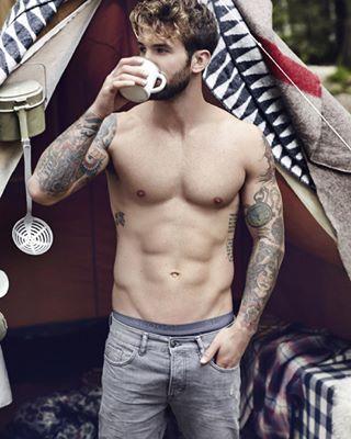 Andre Hamann2 - tatuajes para hombres