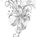 diseño boceto tatuajes mujeres 5 150x150
