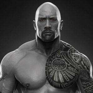 tatuajes-de-famosos-Dwayne-Johnson
