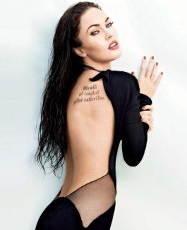 tatuajes-de-famosos-Megan-Fox