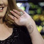 tatuajes de famosos adele2 150x150