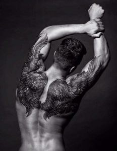 tatuajes de famosos david3 232x300