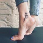 tatuajes de mujeres pie 1 150x150