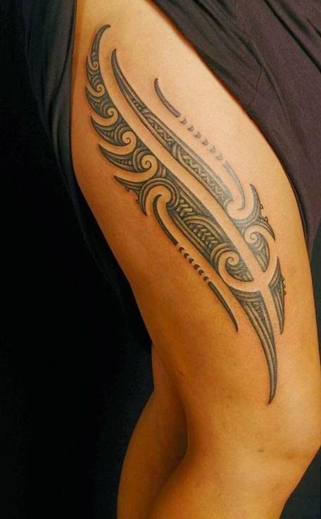 tatuajes de mujeres pierna 1 - Tatuagens Feminina