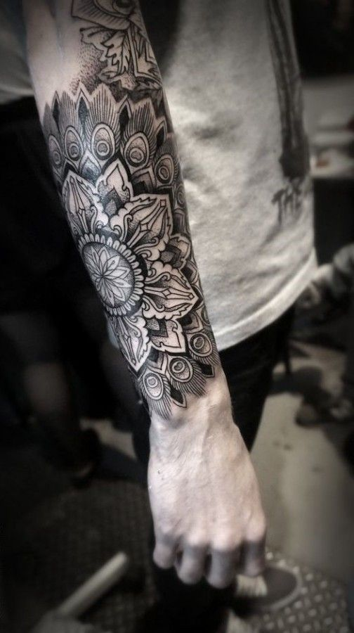84 Ideas Para Tatuajes De Mandalas Y Disenos Top Tatuajes Geniales