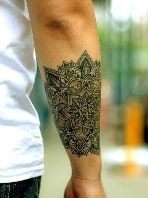 tatuajes mandalas hombres 5