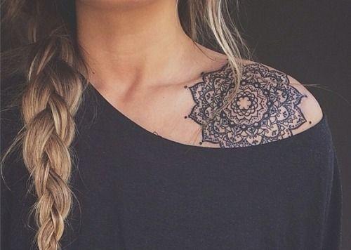 tatuajes mandalas hombro brazo 2