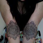 tatuajes mandalas mujeres 4 150x150