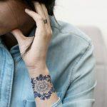 tatuajes mandalas pequeños 5 150x150