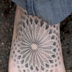 tatuajes mandalas pie 4 150x150