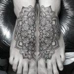 tatuajes mandalas pie 6 150x150