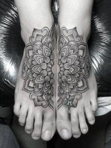 tatuajes mandalas pie 6 225x300