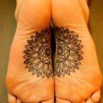 tatuajes mandalas pie 7 150x150