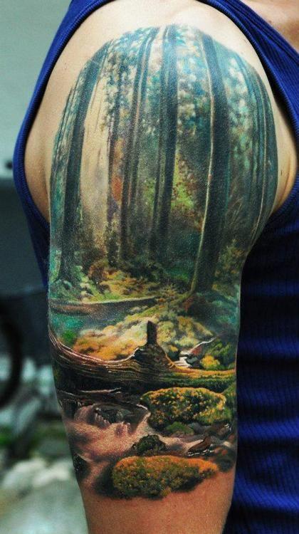 tatuajes para hombres art%C3%ADsticos 3