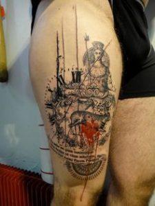 tatuajes para hombres en los muslos 1 225x300