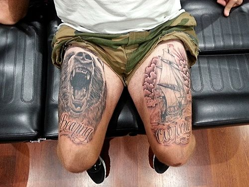 101 Best Tattoos for Men with Meaning- Big, Small & Colored 30