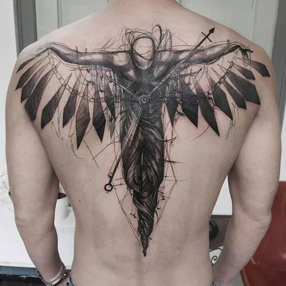 101 Best Tattoos for Men with Meaning- Big, Small & Colored 23