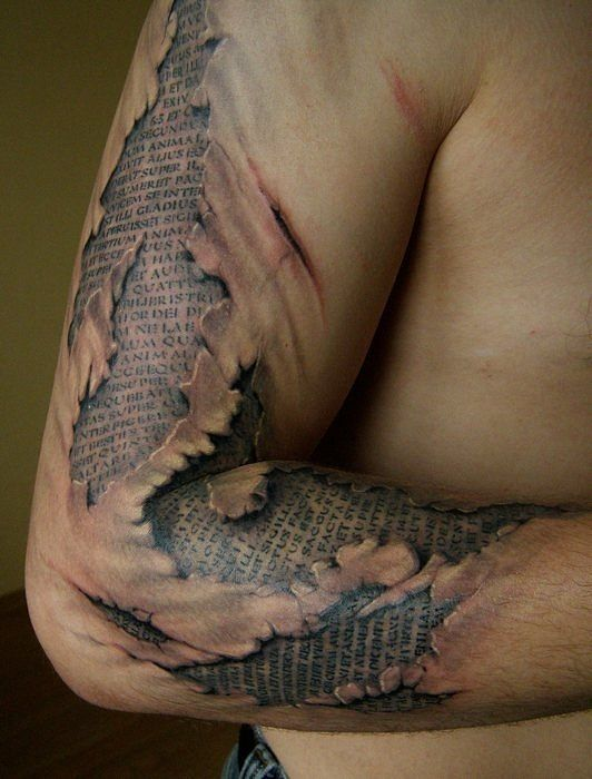 101 Best Tattoos for Men with Meaning- Big, Small & Colored 49