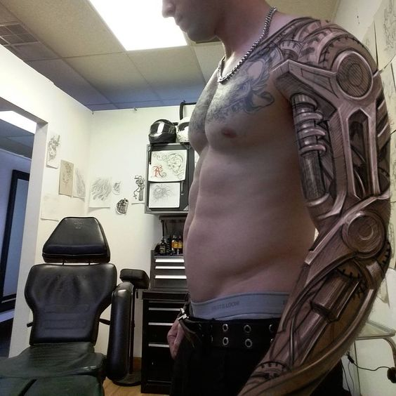 101 Best Tattoos for Men with Meaning- Big, Small & Colored 48