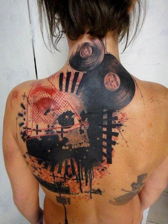 tatuajes para mujeres a color 2 - Tatuagens Feminina