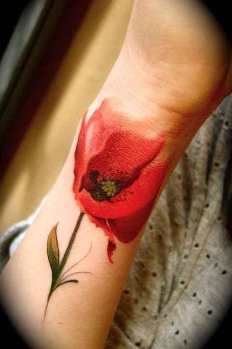 tatuajes para mujeres a color 4 - Tatuagens Feminina