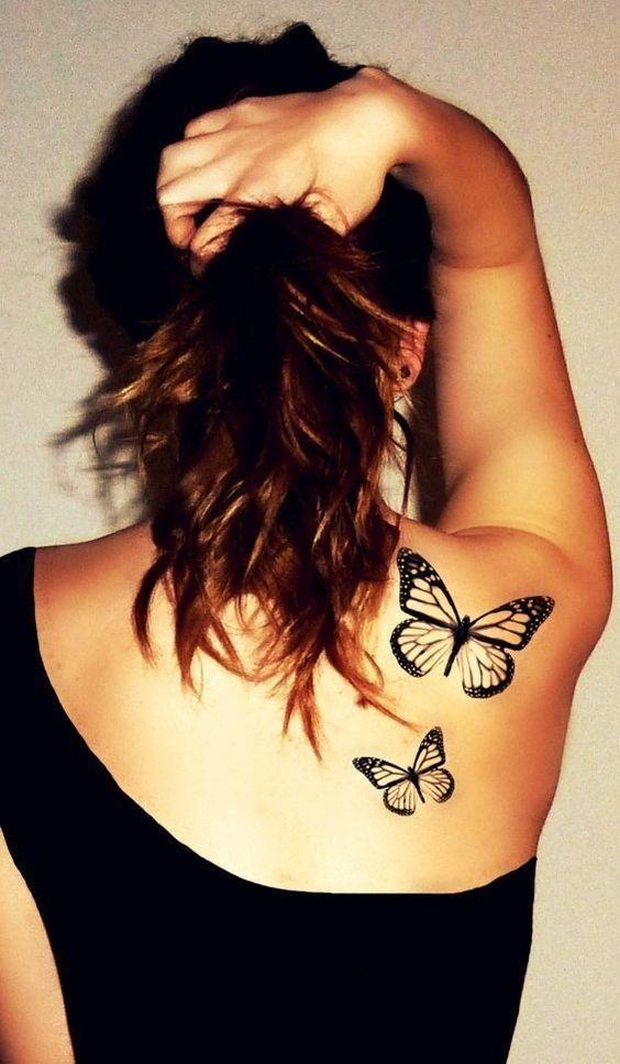 tatuajes para mujeres hombro 1 - Tatuagens Feminina