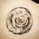 diseños plantillas bocetos tatuajes de rosas 2 150x150