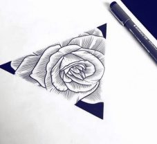 diseños-plantillas-bocetos-tatuajes-de-rosas (3)