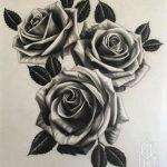 diseños plantillas bocetos tatuajes de rosas 5 150x150