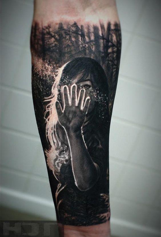 tatuajes 3D hombres 2