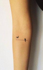 tatuajes hipster de aves 5 182x300