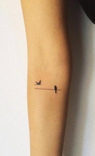 tatuajes hipster de aves 5 - tatuajes hipster