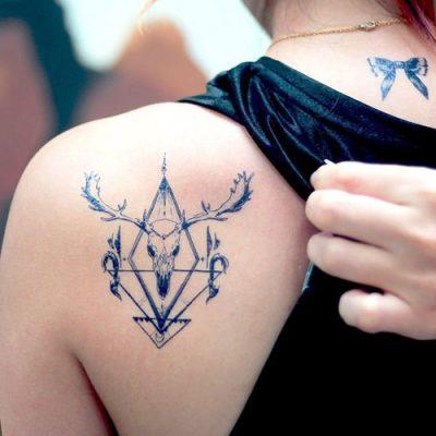 tatuajes-hipster-de-venado (1)